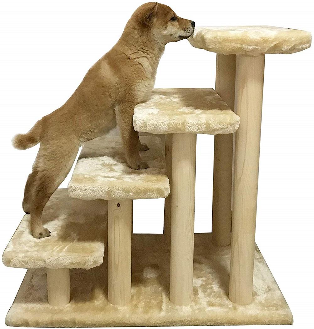 Hundetreppe mit 70 cm Höhe