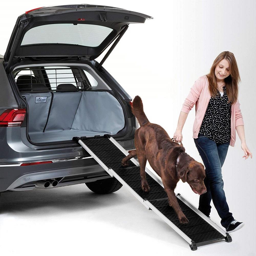 Kleinmetall Hunderampe Dogwalk 3