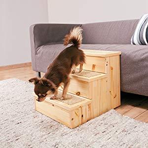 Hundetreppe Holz Trixie