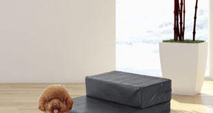 Hundetreppen aus Schaumstoff